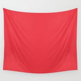23 1/2 Fan Tan Alley ~ Red Paint Wall Tapestry