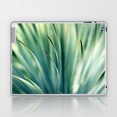 Spiked Leaves on a Slant Laptop & iPad Skin