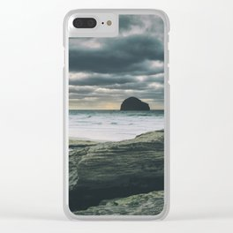 Really Rugged Coast Clear iPhone Case