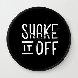 Shake it off #2 Wall Clock