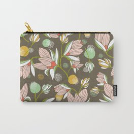 Magnolia Blossom Carry-All Pouch