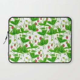 Strawberry garden Laptop Sleeve
