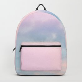 Pastel Sky Dream #1 #decor #art #society6 Backpack