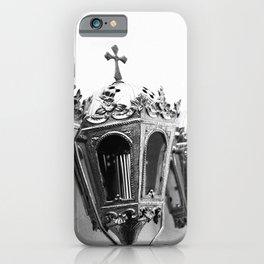 Religious artifacts iPhone Case