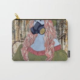 Undercover Beauty Painting Carry-All Pouch