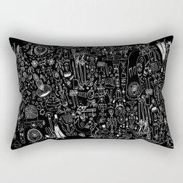 Balustrade A001 Rectangular Pillow