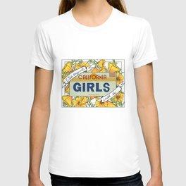 California Girls T-shirt