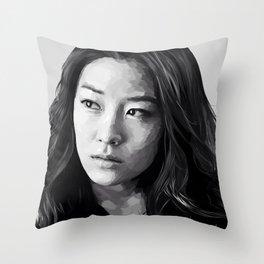 Arden Cho Throw Pillow
