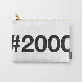 2000 Carry-All Pouch