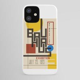 Bauhaus Poster I iPhone Case