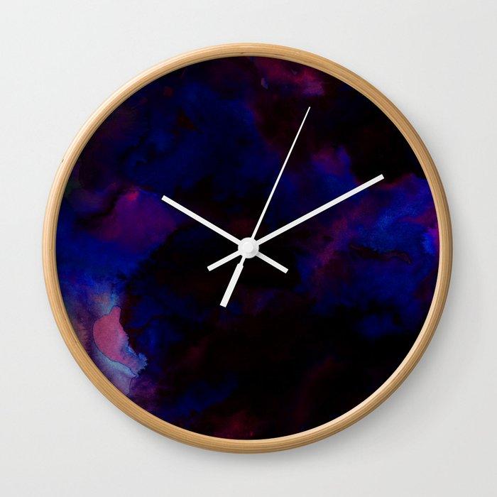 Under The Brine Wall Clock