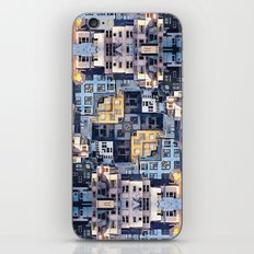 Community of Cubicles iPhone & iPod Skin