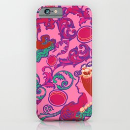 Mucha Munchies iPhone Case