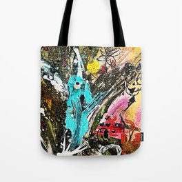 Night of the Living Tree Tote Bag