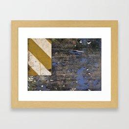 Waggon Framed Art Print