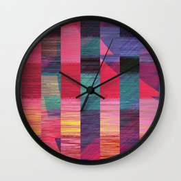 Tahiti Time Wall Clock