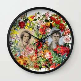 The Rochesters Wall Clock