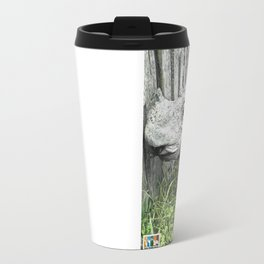 Sumatran Rhinoceros Travel Mug