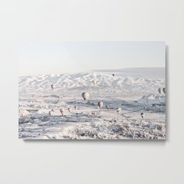 Cappadocia, Turkey #society6 #decor #buyart Metal Print