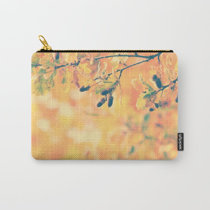 Oak nature photography Carry-All Pouch