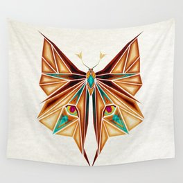 fox or butterfly?  Wall Tapestry