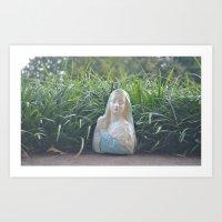 Mary 1 Art Print