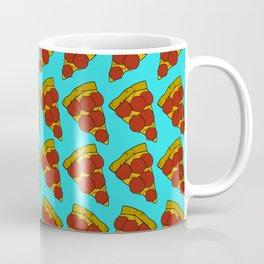 Aesthetics: abstract pattern - pizza Coffee Mug