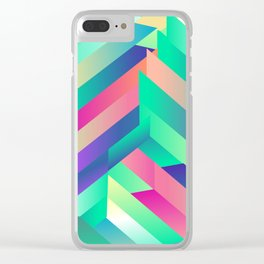 Island Unfold Clear iPhone Case