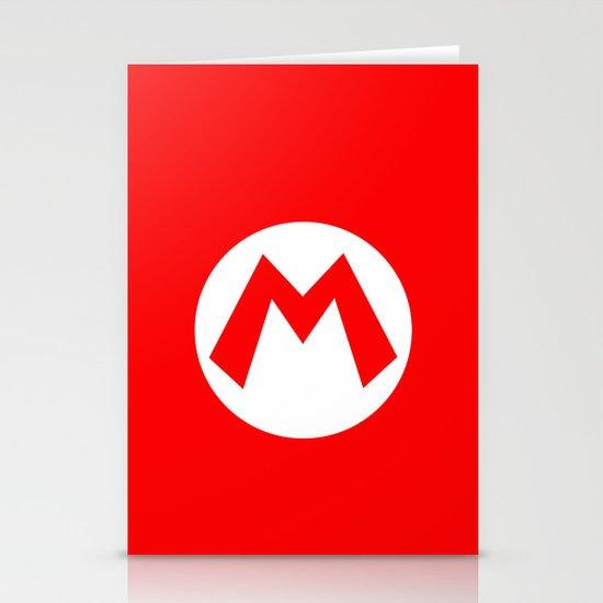 Nintendo Mario Stationery Cards