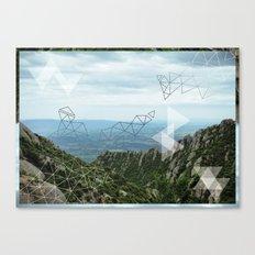 Montserrat, Barca Canvas Print