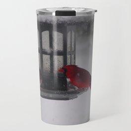 Bird Feeder Travel Mug