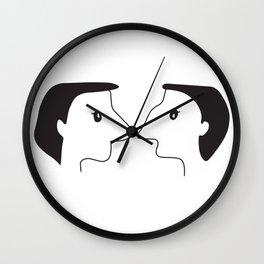 Lumi & Rou Wall Clock