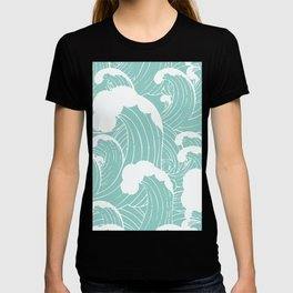 Refreshing waves T-shirt