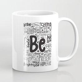 Lab No. 4 - Inspirational Positive Quotes Poster Coffee Mug