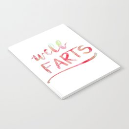 well...farts Notebook