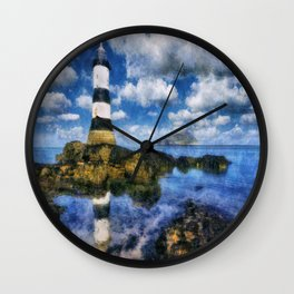Penmon Lighthouse Wall Clock