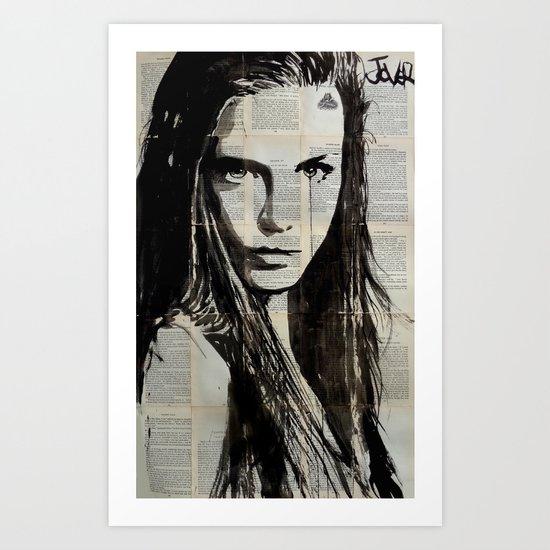 icelandia Art Print