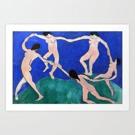 Danse (I) (Dance 1), Henri Matisse, 1910 Artwork Design, Poster Tshirt, Tee, Jersey, Postcard Art Print