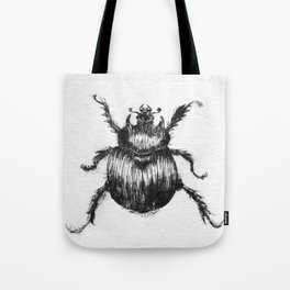 Dung Beeetle insect Tote Bag