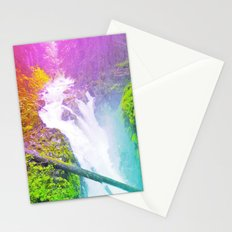 Wonderland Waterfall Stationery Cards