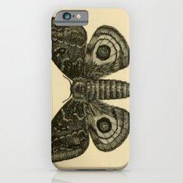 Io Moth iPhone Case