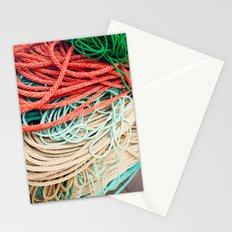 Sailor Rope  Stationery Cards