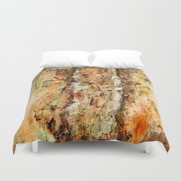 Metal Texture 1001 Duvet Cover