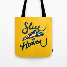 Slice of Heaven 3/3 Tote Bag