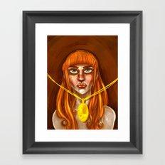 the Lorraine Framed Art Print