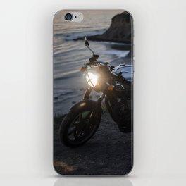 Triumph Cafe Racer iPhone Skin