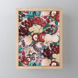 Summer Botanical Garden XII Framed Mini Art Print