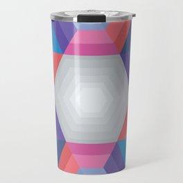Polyblock Travel Mug