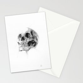 Skull 52 Stationery Cards