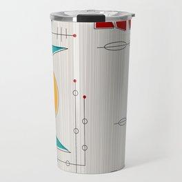 Aligning Of The Planet Travel Mug